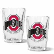 Ohio State Buckeyes 2 oz. Prism Shot Glass Set