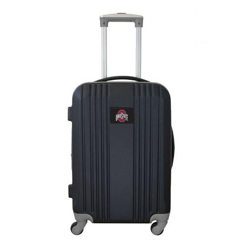 """Ohio State Buckeyes 21"""" Hardcase Luggage Carry-on Spinner"""
