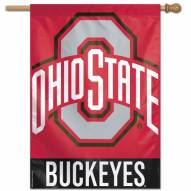 "Ohio State Buckeyes 27"" x 37"" Banner"