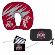 Ohio State Buckeyes 4 Piece Travel Set