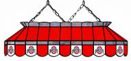 "Ohio State Buckeyes 40"" Stained Glass Pool Table Light"