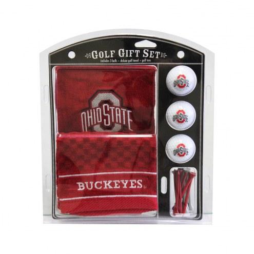 Ohio State Buckeyes Alumni Golf Gift