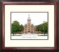 Ohio State Buckeyes Alumnus Framed Lithograph