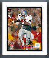 Ohio State Buckeyes Archie Griffin 1973 Action Framed Photo