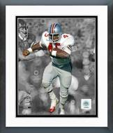 Ohio State Buckeyes Archie Griffin 1973 Spotlight Action Framed Photo