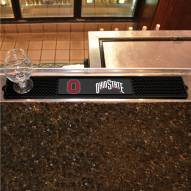 Ohio State Buckeyes Bar Mat