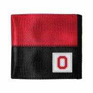 Ohio State Buckeyes Belted BiFold Wallet