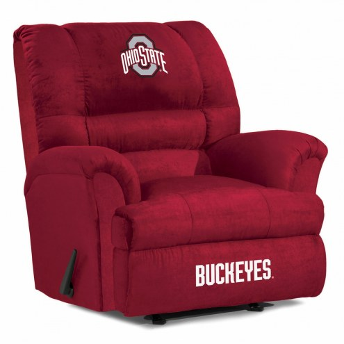 Ohio State Buckeyes Big Daddy Recliner