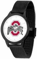 Ohio State Buckeyes Black Mesh Statement Watch