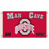 Ohio State Buckeyes Man Cave 3' x 5' Flag
