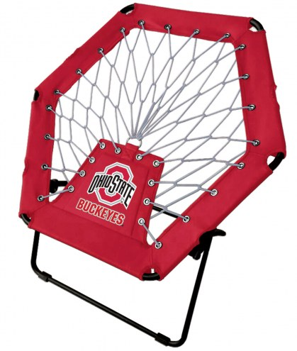 Ohio State Buckeyes Bungee Chair