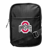 Ohio State Buckeyes Camera Crossbody Bag