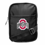 Ohio State Buckeyes Camera Crossbody Bag