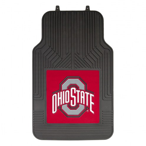 Ohio State Buckeyes Car Floor Mats