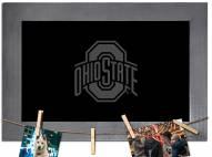 Ohio State Buckeyes Chalkboard with Frame