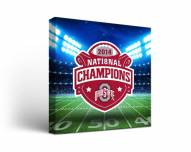 Ohio State Buckeyes Champs Stadium Canvas Wall Art