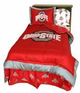 Ohio State Buckeyes Comforter Set