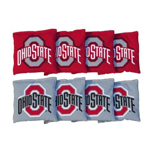 Ohio State Buckeyes Cornhole Bag Set