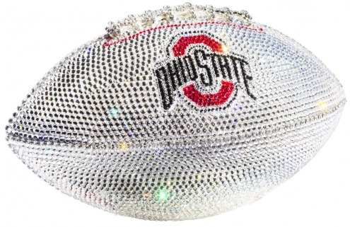 Ohio State Buckeyes Swarovski Crystal Football