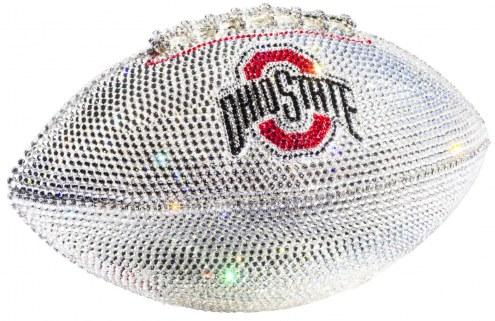 Ohio State Buckeyes Swarovski Crystal Football
