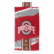 Ohio State Buckeyes Cycle Comfort Towel with Foam Pillow