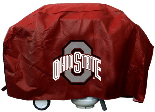 Ohio State Buckeyes Deluxe Grill Cover
