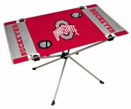 Ohio State Buckeyes Endzone Table