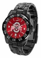 Ohio State Buckeyes Fantom Sport AnoChrome Men's Watch