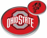 Ohio State Buckeyes Flip Coin