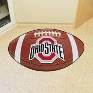 Ohio State Buckeyes Football Floor Mat