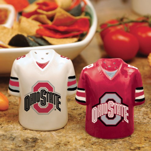 Ohio State Buckeyes Gameday Salt and Pepper Shakers