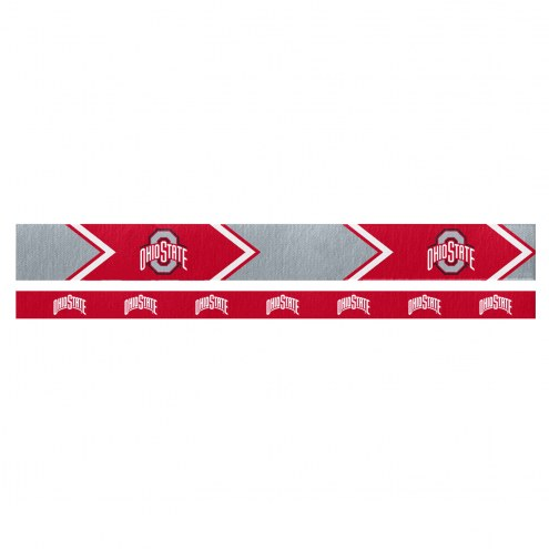 Ohio State Buckeyes Headband Set