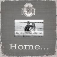 Ohio State Buckeyes Home Picture Frame