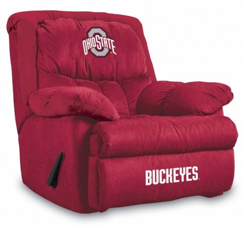 Ohio State Buckeyes Home Team Recliner
