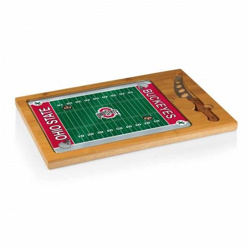 Ohio State Buckeyes Icon Cutting Board