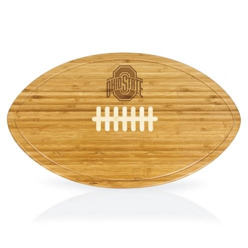 Ohio State Buckeyes Kickoff Cutting Board