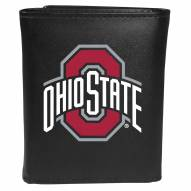 Ohio State Buckeyes Large Logo Tri-fold Wallet