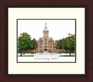 Ohio State Buckeyes Legacy Alumnus Framed Lithograph