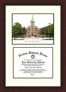 Ohio State Buckeyes Legacy Scholar Diploma Frame