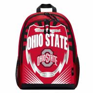 Ohio State Buckeyes Lightning Backpack