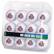 Ohio State Buckeyes Dozen Golf Balls