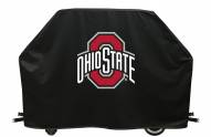 Ohio State Buckeyes Logo Grill Cover
