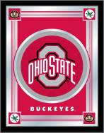 Ohio State Buckeyes Logo Mirror