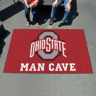 Ohio State Buckeyes Man Cave Ulti-Mat Rug