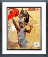 Ohio State Buckeyes Mike Conley 2007 Action Framed Photo