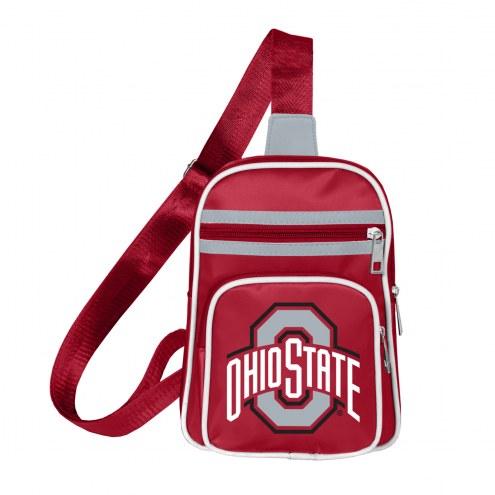 Ohio State Buckeyes Mini Cross Sling Bag