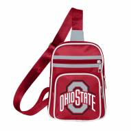 Ohio State Buckeyes Mini Cross Sling Bag