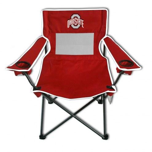 Ohio State Buckeyes Monster Mesh Tailgate Chair