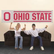 Ohio State Buckeyes NCAA 8' Banner