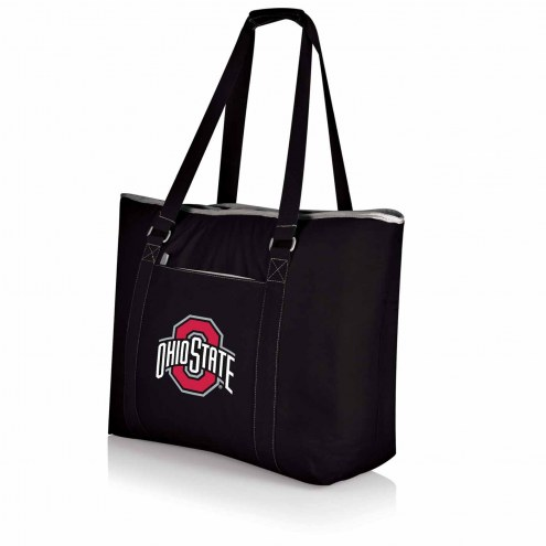 Ohio State Buckeyes NCAA Black Tahoe Beach Bag